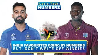 Match 34, Windies vs India: Let's Talk Numbers