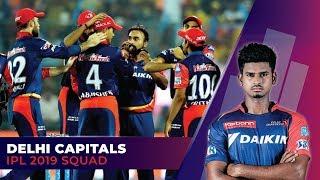 IPL 2019: Delhi Capitals (DC) Full Squad | Shreyas Iyer to lead | Shikhar Dhawan to open