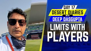 IPL 2020: Day 17 – The life in stadium | Desert Diaries with Deep Dasgupta | CricTracker