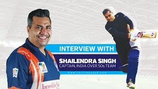 CricTracker Exclusive: Interview with over 50s Indian team captain Shailendra Singh
