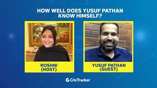 CricTracker's quiz with Yusuf Pathan | How well does Yusuf Pathan know his career records?