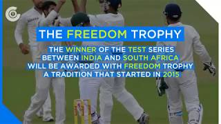 South Africa v India Facts