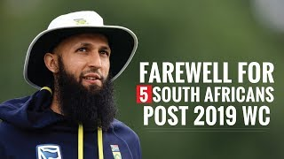 5 South African players who may retire after World Cup 2019