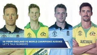 Semi-Final 2, Australia vs England - Let's Talk Numbers