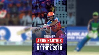 IPL 2019: Interview | Arun Karthik with CSK and RCB experience is hoping for an IPL contract