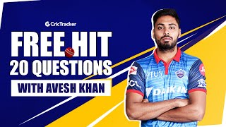 Virat Kohli or MS Dhoni? Whose Wicket Was More Memorable In IPL | Free Hit With Avesh Khan | EP 10