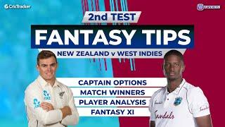 NZ vs WI Second Test Match 11Wickets Team, NZ vs WI Full Analysis, WI Tour of NZ 2020