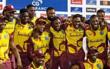 West Indies Cricket Team (Photo Source: Twitter)