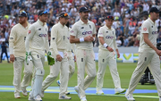 England Cricket Team (Photo by PAUL ELLIS/Getty Images)