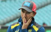 SYDNEY, AUSTRALIA – JANUARY 07: Head Coach of Australia, Justin Langer. (Photo by Mark Evans/Getty Images)