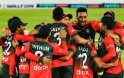 Bangladesh Cricket Team. (Photo by Md Manik/SOPA Images/LightRocket via Getty Images)