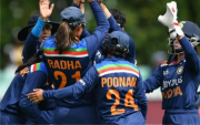 Indian Women's Cricket Team. (Photo by Simon Galloway/PA Images via Getty Images)