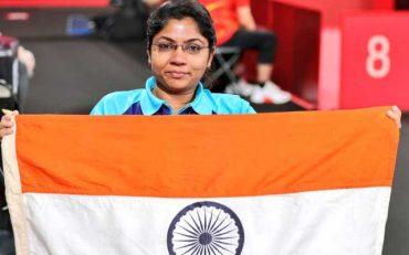 Bhavina Patel. (Photo Source: Twitter)