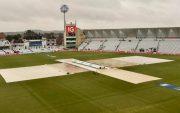 England vs India 1st Test Day 5 Rain (Photo Source: Twitter)