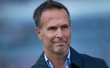 Michael Vaughan. (Photo by Visionhaus/Getty Images)