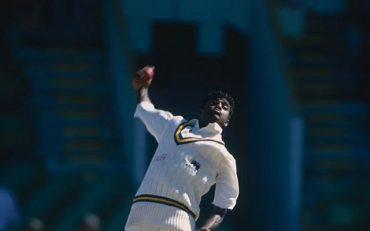 Muttiah Muralitharan of Sri Lanka. (Photo by Shaun Botterill/Getty Images)