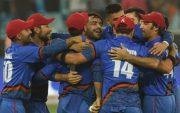 Afghanistan ODI team. (Photo by ISHARA S. KODIKARA/AFP via Getty Images)