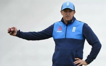 Andy Flower head coach of England. (Photo by Nathan Stirk/Getty Images)