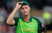 BIRMINGHAM, ENGLAND – JUNE 19: Chris Morris of South Africa. (Photo by Andy Kearns/Getty Images)