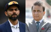 Virat Kohli and Sunil Gavaskar. (Photo Source: Getty Images)