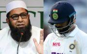 Inzamam-ul-Haq and Virat Kohli. (Photo Source: Getty Images)