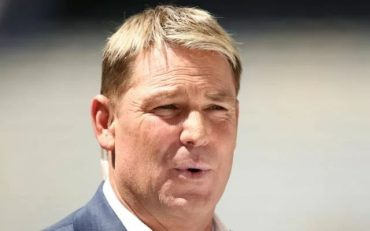 Shane Warne. (Photo Source: Getty Images)