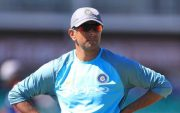 India A coach Rahul Dravid (Photo by Mike Egerton/PA Images via Getty Images)