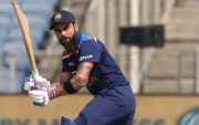 Virat Kohli. (Photo by Surjeet Yadav/Getty Images)