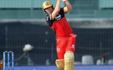 AB de Villiers. (Photo Source: IPL/BCCI)