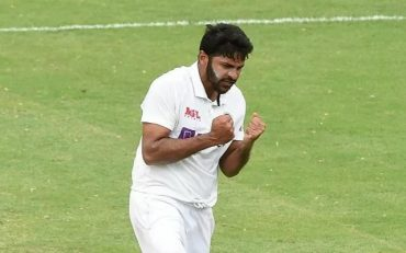 Shardul Thakur. (Photo Source: Getty Images)