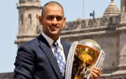 MS Dhoni World Cup 2011. (Photo Source: Getty Images)