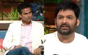 Mohamamd Kaif and Kapil Sharma. (Photo Source: YouTube)