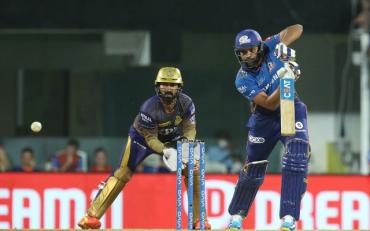 Mumbai Indians vs Kolkata Knight Riders (Photo Source: IPL/BCCI)