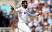 Jasprit Bumrah. (Photo by Adam Davy/PA Images via Getty Images)