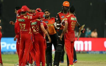 Sunrisers Hyderabad vs Punjab Kings. (Photo Source: IPL/BCCI)