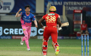 Punjab Kings vs Rajasthan Royals (Photo source: IPL/BCCI)