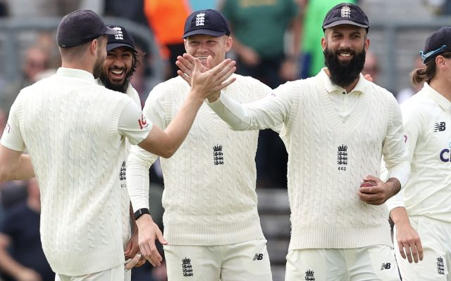 England Cricket Team. (Photo by Julian Finney/Getty Images)