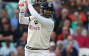 Rishabh Pant. (Photo by Julian Finney/Getty Images)