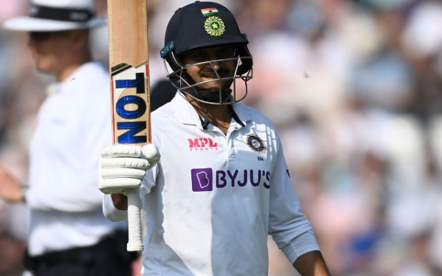 Shardul Thakur. (Photo by Gareth Copley/Getty Images)
