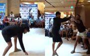 Shreyas Iyer Playing Dumb Charades (Image Credit- Instagram)