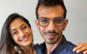 Yuzvendra Chahal and Dhanashree Verma. (Photo Source: Instagram)