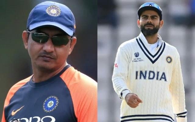 Sanjay Bangar and Virat Kohli. (Photo Source: Getty Images)