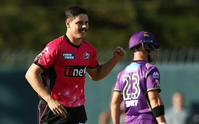 Ben Dwarshuis is set to replace Chris Woakes for the 2021 IPL's UAE leg. (Photo by Robert Cianflone/Getty Images)