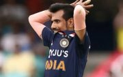 Yuzvendra Chahal. (Photo by Ryan Pierse/Getty Images)