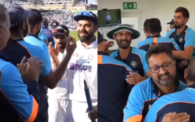 Team India Celebrating Victory (Image Credit-Instagram)