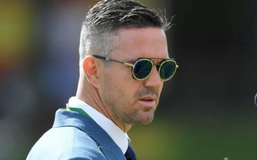 Kevin Pietersen. (Photo by Stu Forster/Getty Images)