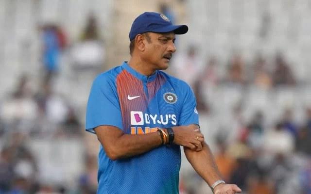 Ravi Shastri. (Photo by Pankaj Nangia/India Today Group/Getty Images)