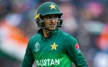 Shoaib Malik. (Photo by Visionhaus/Getty Images)