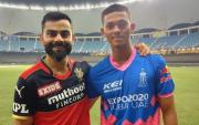 Virat Kohli and Yashasvi Jaiswal. (Photo Source: Instagram)