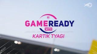 Game Ready With Kartik Tyagi | Kartik Tyagi's Yorker Preparations In Rajasthan Royals Camp